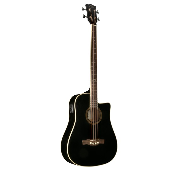 Eko Guitars 06217044 NXT Series Black Acoustic-electric Bass Guitar