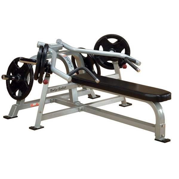 Body-Solid Leverage Bench Press - metal