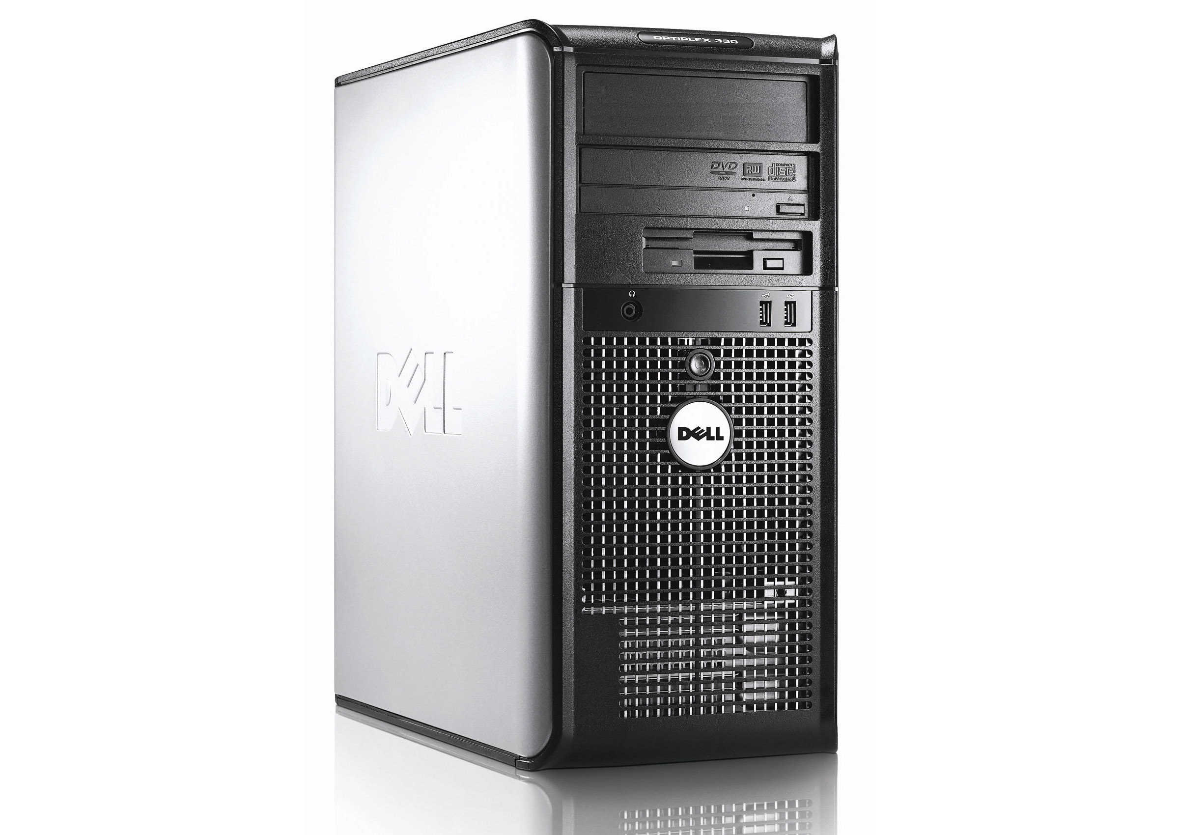 REFURBISHED: Optiplex GX760 Tower - 160GB HDD, 4GB Ram, DVD-Rom, Windows 7 Home