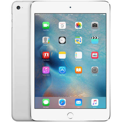 Apple iPad mini 4 Wi-Fi 128GB Silver Refurubished