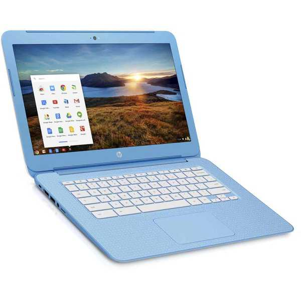 Refurbished - HP Chromebook 14-ak060nr 14' Laptop Intel N2940 1.83GHz 4GB 16GB eMMC Chrome OS