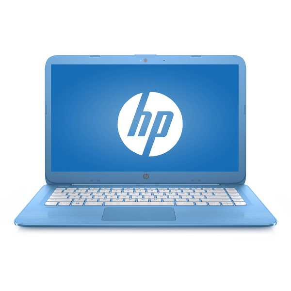 Refurbished - HP Stream 14-ax040nr 14' Laptop Intel Celeron N3060 1.6GHz 4GB 64GB eMMC Win10