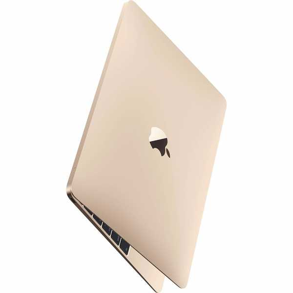 Apple 12' MacBook (Early 2015, Gold, 512 GB)